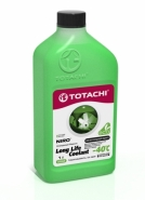 Антифриз Totachi NIRO™ LONG LIFE COOLANT GREEN (Зеленый)