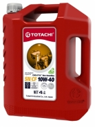 TOTACHI DENTO ECO GASOLINE SEMI-SYNTHETIC 10W-40- полусинтетическое моторное масло