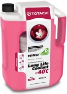 Антифриз Totachi NIRO™ LONG LIFE COOLANT RED (Красный)