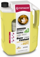 Антифриз EURO COOLANT OAT-Technology( желтый)