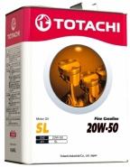 TOTACHI 20W-50 FINE GASOLINE - минеральное моторное масло