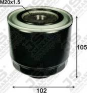 AIKO Топливный фильтр FC 3206/FC 0033 для Mitsubishi