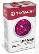 TOTACHI NIRO™ ATF Dex-III гидрокрекинг -  Масло для автоматических коробок передач