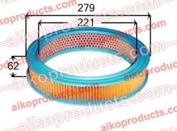AIKO Воздушный фильтр A 0089 для Audi, Volkswagen, Skoda, SEAT