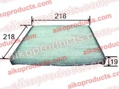 AIKO Салонный фильтр AC 105 для Toyota