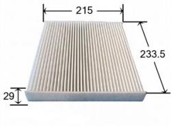 AIKO Салонный фильтр AC 106 для Lexus