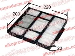 AIKO Салонный фильтр AC 1501 для Toyota