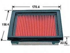 AIKO Воздушный фильтр AN 221J для Nissan, Mazda