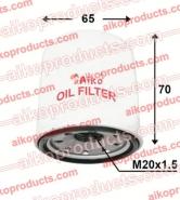 AIKO Масляный фильтр C 224 для Mazda, Nissan, Subaru, Infiniti