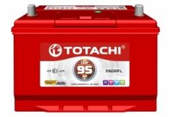 TOTACHI АККУМУЛЯТОР 90AH (А\ч) для Корейскиx автомобилей