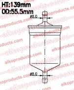 AIKO Топливный фильтр JB 2022 для Daewoo, Nissan, Renault