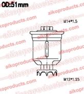 AIKO Топливный фильтр JN 3209 для Toyota, Mitsubishi