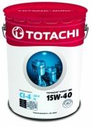 TOTACHI NIRO™ HD 15W-40 - минеральное моторное масло для грузовых автомобилей