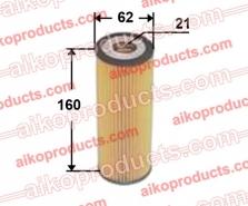 AIKO Масляный элемент OE 9601/ОК 1302 для Mercedes