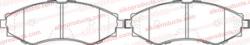 Тормозные колодки AIKO PN 0374/PK 0124D/PL 0779 для Daewoo