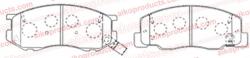 Тормозные колодки AIKO PN 1404 для Toyota