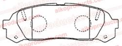 Тормозные колодки AIKO PN 1409R для Toyota