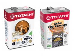 TOTACHI 0W-20 EXTRA FUEL ECONOMY -  cинтетическое моторное масло