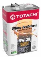 TOTACHI 5W-30 ULTIMA ECODRIVE L - cинтетическое моторное масло